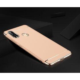 Husa 3 in 1 Luxury pentru Galaxy A9 (2018) Gold