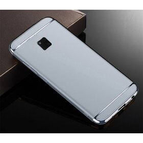 Husa 3 in 1 Luxury pentru Huawei Mate 20 Pro Silver