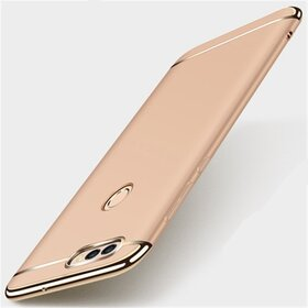 Husa 3 in 1 Luxury pentru Huawei P Smart (2018)