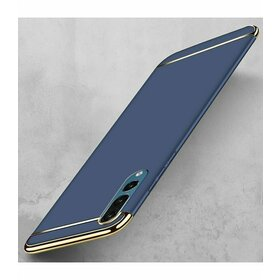 Husa 3 in 1 Luxury pentru Huawei P20
