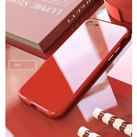 Husa 360 Magnetica Full + Folie sticla pentru iPhone 7/ iPhone 8