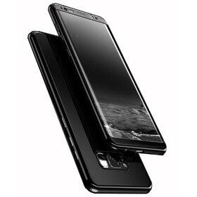 Husa 360 Mirror pentru Huawei P20 Pro Black