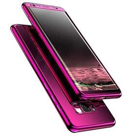 Husa 360 Mirror pentru Huawei P20 Pro Purple