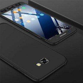 Husa 360 pentru Galaxy A3 (2017) Black