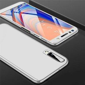 Husa 360 pentru Galaxy A50/ Galaxy A30s Silver