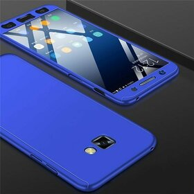 Husa 360 pentru Galaxy A7 (2017) Blue