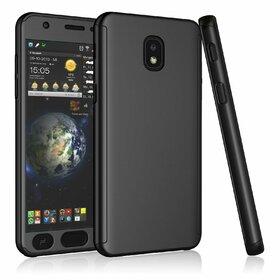 Husa 360 pentru Galaxy Grand Prime Pro (J250FD - J2 Pro 2018) Black