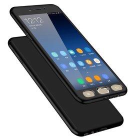 Husa 360 pentru Galaxy J4 Plus (2018) Black
