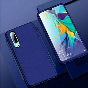 Husa 360 pentru Galaxy Note 10+ Navy
