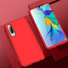 Husa 360 pentru Galaxy Note 10+ Red