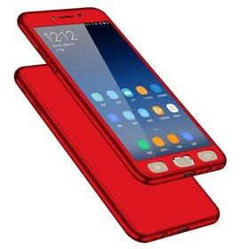 Husa 360 pentru Galaxy Note 5 Red