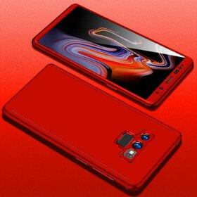 Husa 360 pentru Galaxy Note 8 Red