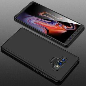 Husa 360 pentru Galaxy Note 9 Black