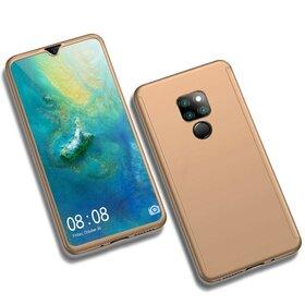Husa 360 pentru Huawei Mate 20 Gold