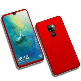 Husa 360 pentru Huawei Mate 20 Red