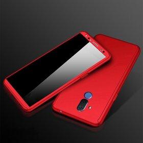Husa 360 pentru Huawei Mate 20 Lite Red
