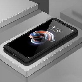 Husa 360 pentru Huawei P40 Lite Black