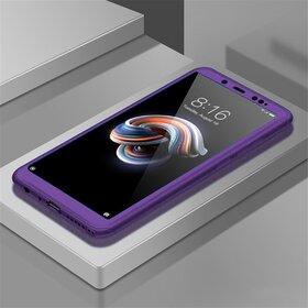 Husa 360 pentru Huawei P40 Lite Purple