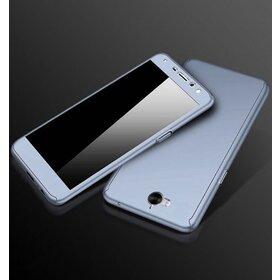 Husa 360 pentru Huawei Y6 (2017) Silver