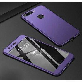 Husa 360 pentru Huawei Y6 (2018) Purple