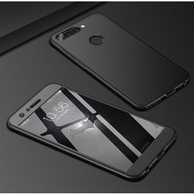 Husa 360 pentru Huawei Y6 (2018) Black
