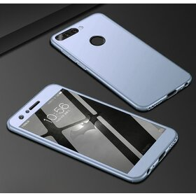 Husa 360 pentru Huawei Y6 (2018) Silver
