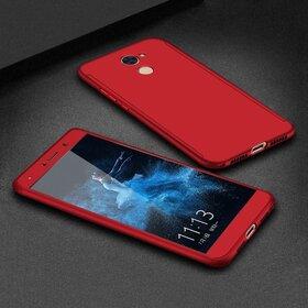 Husa 360 pentru Huawei Y7 (2017) Red