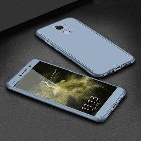 Husa 360 pentru Huawei Y7 (2017) Silver