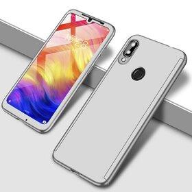 Husa 360 pentru Huawei Y9 (2019) Silver