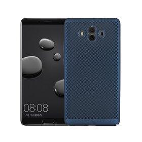 Husa Air cu perforatii pentru Huawei Mate 10 Blue