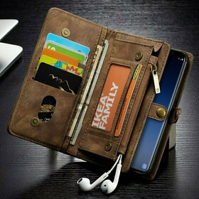 Husa All Inclusive pentru Huawei Mate 20 Pro Brown