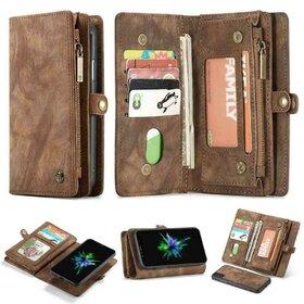 Husa All Inclusive pentru Samsung Galaxy A40 Brown