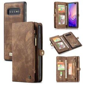 Husa All Inclusive pentru Samsung Galaxy S10 Plus Brown