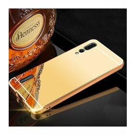 Husa Aluminium Mirror pentru Huawei P20