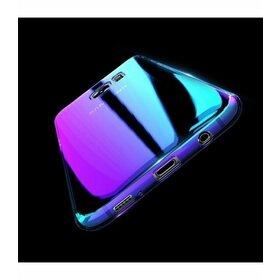 Husa Degrade pentru Galaxy A7 (2017) Purple