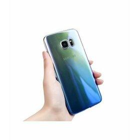 Husa Degrade pentru Galaxy A7 (2017) Blue