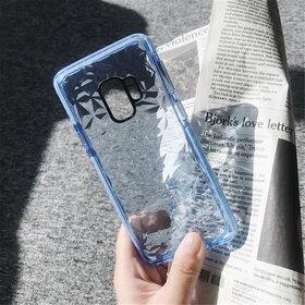 Husa Diamond Transparenta pentru Huawei P20 Pro Light Blue
