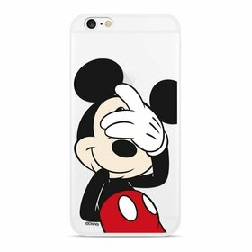 Husa din silicon Disney Original cu Mickey pentru Samsung Galaxy A50s / A50 / A30s Transparent