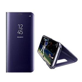 Husa Flip Mirror pentru Galaxy S9 Plus Purple