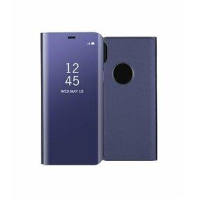 Husa Flip Mirror pentru iPhone XS MAX Purple