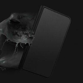 Husa flip tip Carte DUX DUCIS Skin Pro pentru iPhone 11 Black