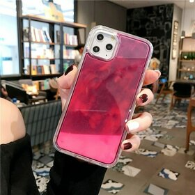 Husa Glow in the Dark pentru iPhone 11 Pro Purple