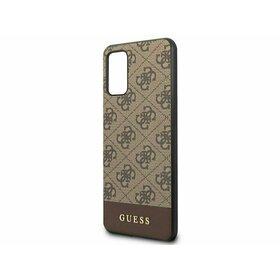 Husa Guess 4G Collection pentru Samsung Galaxy S20 Plus Brown