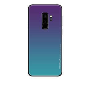 Husa Hybrid Back Degrade pentru Galaxy S9 Plus Purple