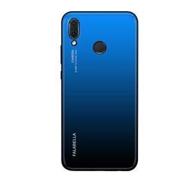 Husa Hybrid Back Degrade pentru Huawei P20 Pro Blue