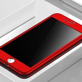 Husa 360 pentru iPhone 6/6s Red