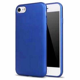 Husa iPhone SE 2 (2020) / iPhone 7 / iPhone 8 model Matte Soft Blue