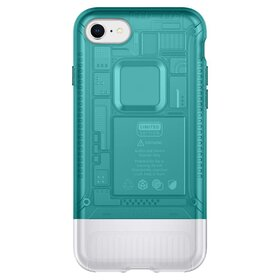 Husa iPhone SE 2 (2020) / iPhone 7 / iPhone 8 model Retro Green Mint