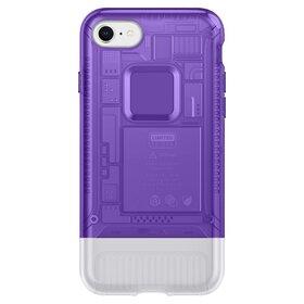 Husa iPhone SE 2 (2020) / iPhone 7 / iPhone 8 model Retro Purple