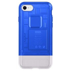 Husa iPhone SE 2 (2020) / iPhone 7 / iPhone 8 model Retro Blue